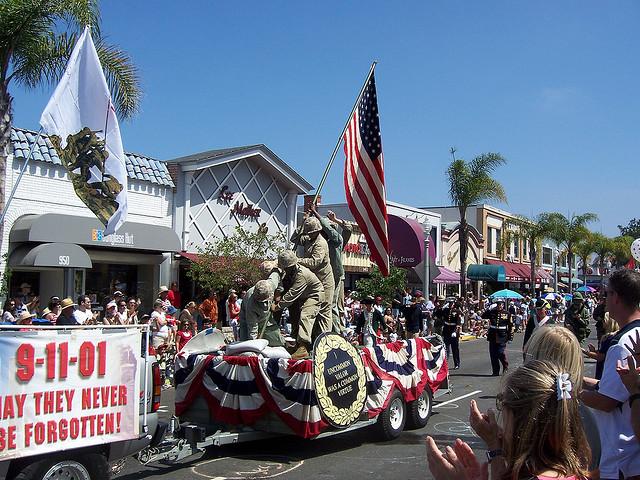 Coronado parade