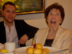 Mom & Connor