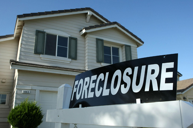 foreclosure 1 may