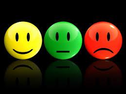 happy- sad face