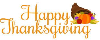 happy thanksgiving 15 Nov.