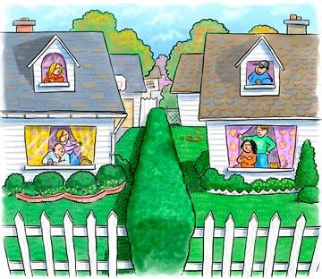 In our neighood - SL 1 June