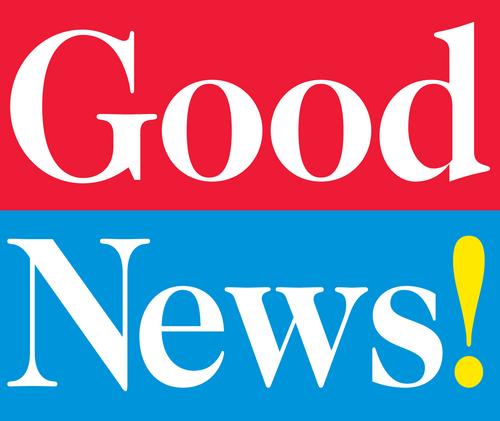 goodnews 15 June
