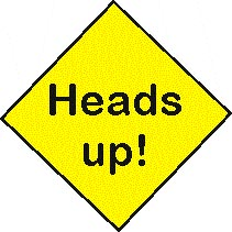 heads-up 15 June 2015