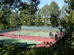Bel Air Crest-Tennis