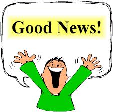 good news 1 August 2015