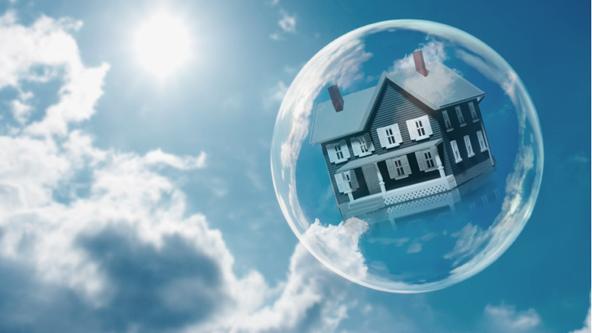 real estate bubble 1 Sept. 2015