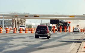 freeway construction 2-14