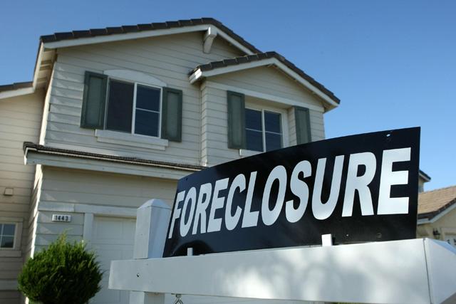 foreclosure 1 may