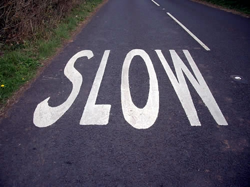 Slow - 1 August 2014