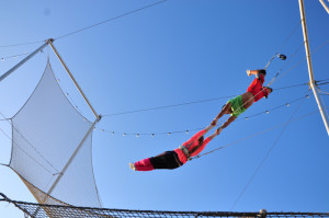 high-flying 1 August 2014