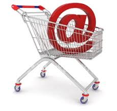 Shopping cart - on line shopping
