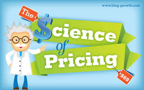 science of pricing