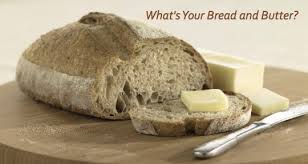 bread and butter 15 Nov. 2014