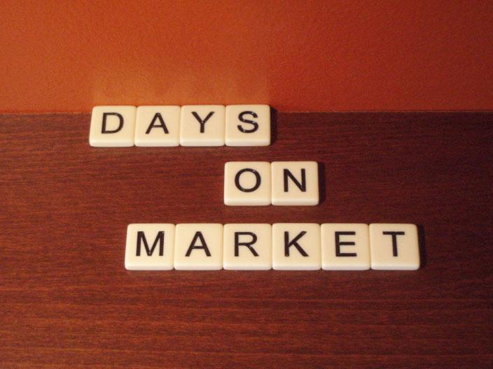 days on market 15 june 2015