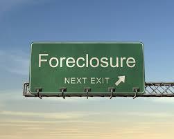 foreclosure 15 June
