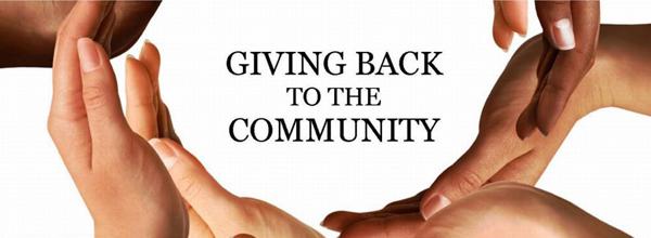 giving back - SL 1 June