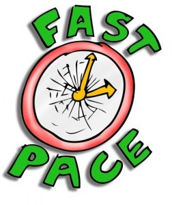fast pace 12-1-15