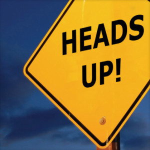 heads up 12-1-15