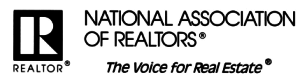national association of realtors 1 February 2016