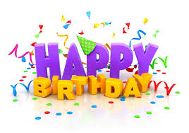Happy Birthday 4-15-16