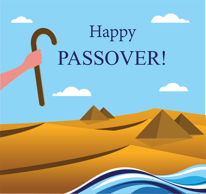 27361289 - happy passover- out of the jews from egypt